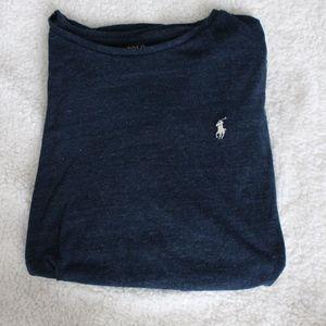 Mens Ralph Lauren Crew Neck T-shirt
